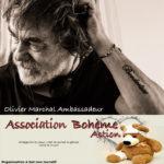 Olivier Marchal, Ambassadeur de l'Association Bohème Action