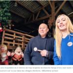 Article Le Courrier de la Mayenne