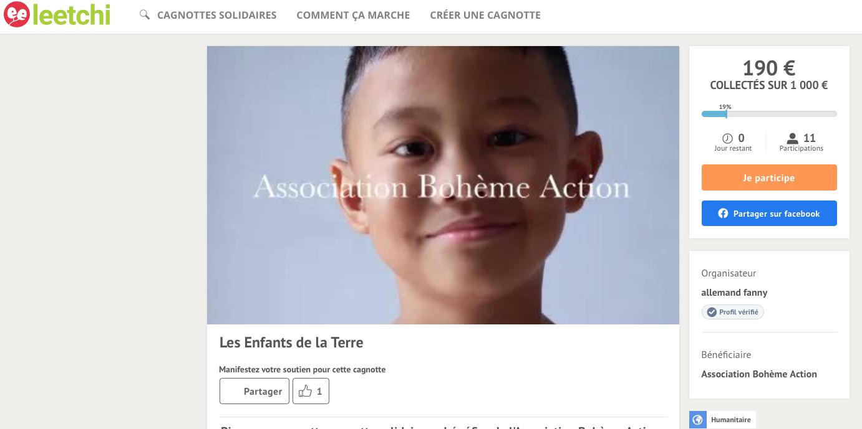 Les Enfants de la Terre, article Ouest France