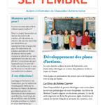 Bulletin d'info Septembre